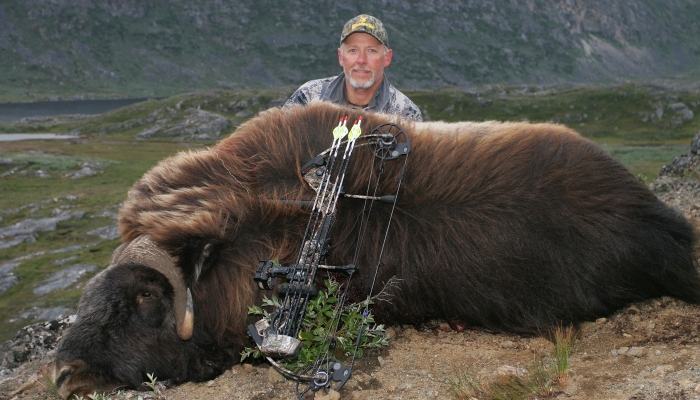 Curt Wells, Editor, Bowhunter Magazine